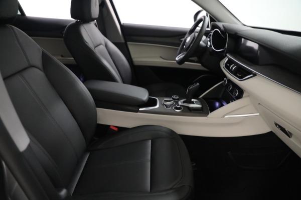 New 2021 Alfa Romeo Stelvio Ti Q4 for sale $54,400 at Maserati of Greenwich in Greenwich CT 06830 21