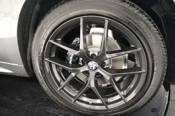 New 2021 Alfa Romeo Stelvio Ti Q4 for sale $54,400 at Maserati of Greenwich in Greenwich CT 06830 25