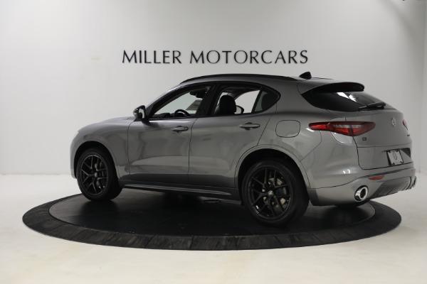 New 2021 Alfa Romeo Stelvio Ti Q4 for sale $54,400 at Maserati of Greenwich in Greenwich CT 06830 4