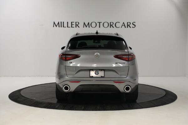 New 2021 Alfa Romeo Stelvio Ti Q4 for sale $54,400 at Maserati of Greenwich in Greenwich CT 06830 6