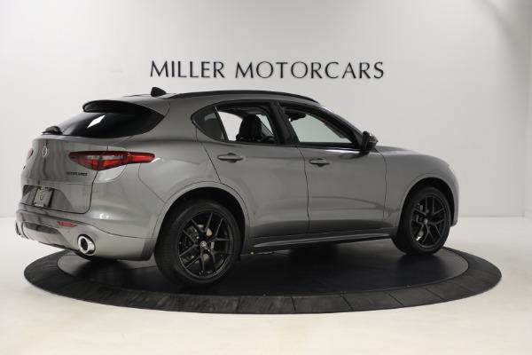 New 2021 Alfa Romeo Stelvio Ti Q4 for sale $54,400 at Maserati of Greenwich in Greenwich CT 06830 8