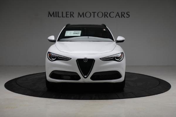New 2021 Alfa Romeo Stelvio Ti Sport Q4 for sale Sold at Maserati of Greenwich in Greenwich CT 06830 12