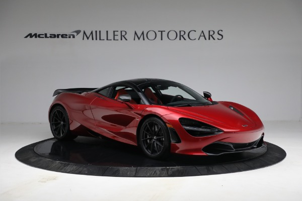 Used 2020 McLaren 720S Performance for sale $334,900 at Maserati of Greenwich in Greenwich CT 06830 10