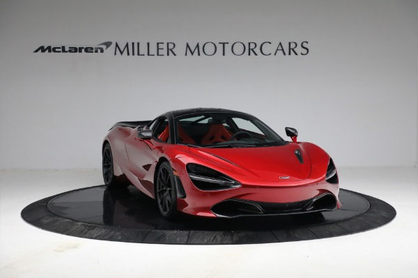 Used 2020 McLaren 720S Performance for sale $334,900 at Maserati of Greenwich in Greenwich CT 06830 11