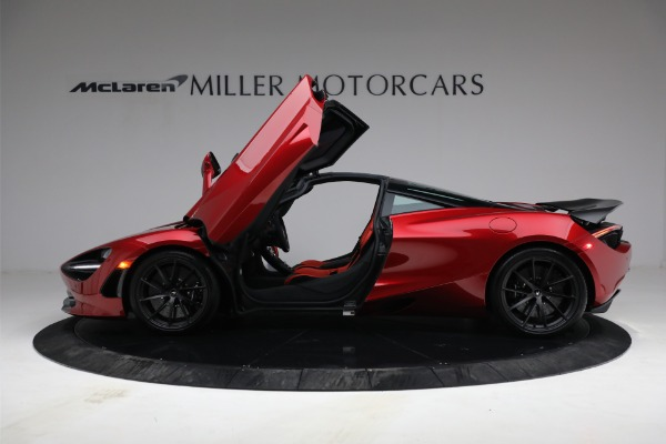 Used 2020 McLaren 720S Performance for sale $334,900 at Maserati of Greenwich in Greenwich CT 06830 15