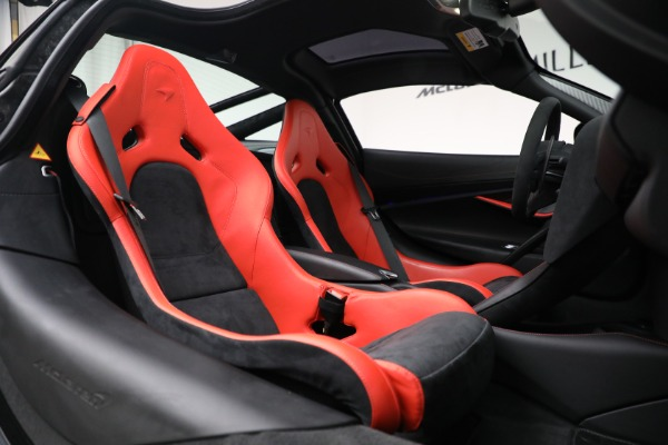 Used 2020 McLaren 720S Performance for sale $334,900 at Maserati of Greenwich in Greenwich CT 06830 23
