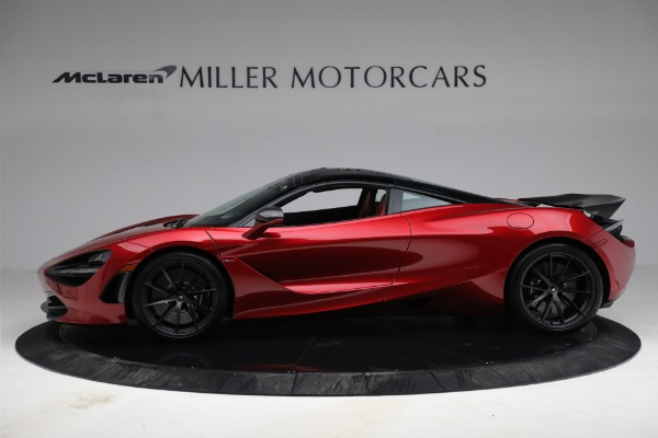 Used 2020 McLaren 720S Performance for sale $334,900 at Maserati of Greenwich in Greenwich CT 06830 3