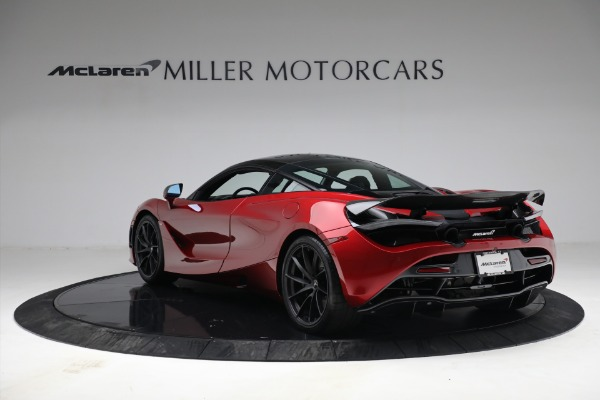 Used 2020 McLaren 720S Performance for sale $334,900 at Maserati of Greenwich in Greenwich CT 06830 5