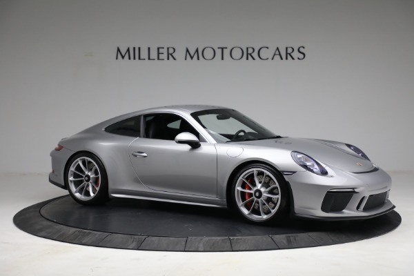 Used 2018 Porsche 911 GT3 Touring for sale Sold at Maserati of Greenwich in Greenwich CT 06830 10