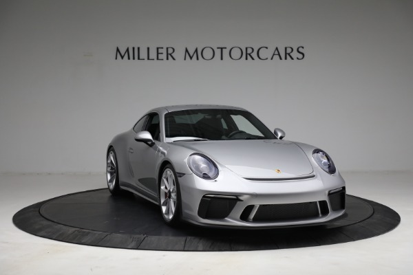 Used 2018 Porsche 911 GT3 Touring for sale Sold at Maserati of Greenwich in Greenwich CT 06830 11