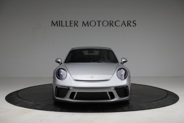 Used 2018 Porsche 911 GT3 Touring for sale Sold at Maserati of Greenwich in Greenwich CT 06830 12