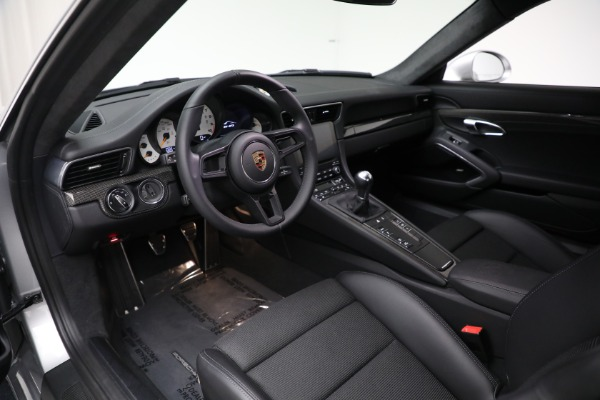 Used 2018 Porsche 911 GT3 Touring for sale Sold at Maserati of Greenwich in Greenwich CT 06830 13