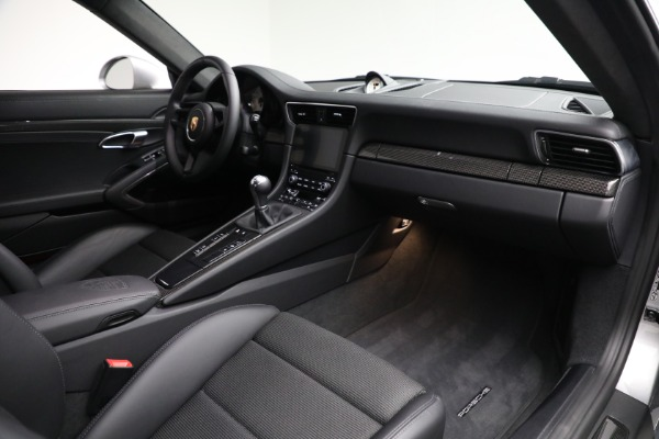 Used 2018 Porsche 911 GT3 Touring for sale Sold at Maserati of Greenwich in Greenwich CT 06830 19