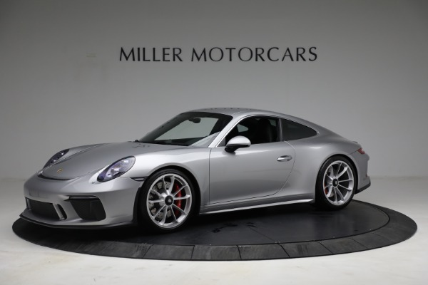 Used 2018 Porsche 911 GT3 Touring for sale Sold at Maserati of Greenwich in Greenwich CT 06830 2