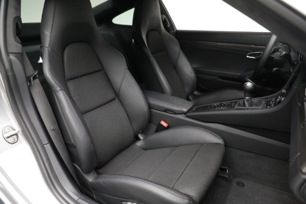 Used 2018 Porsche 911 GT3 Touring for sale Sold at Maserati of Greenwich in Greenwich CT 06830 22
