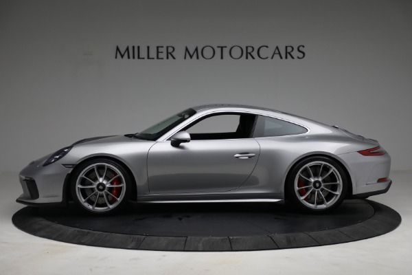 Used 2018 Porsche 911 GT3 Touring for sale Sold at Maserati of Greenwich in Greenwich CT 06830 3