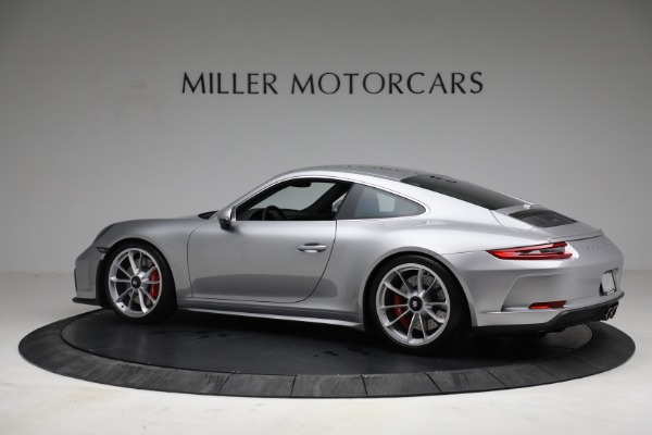 Used 2018 Porsche 911 GT3 Touring for sale Sold at Maserati of Greenwich in Greenwich CT 06830 4