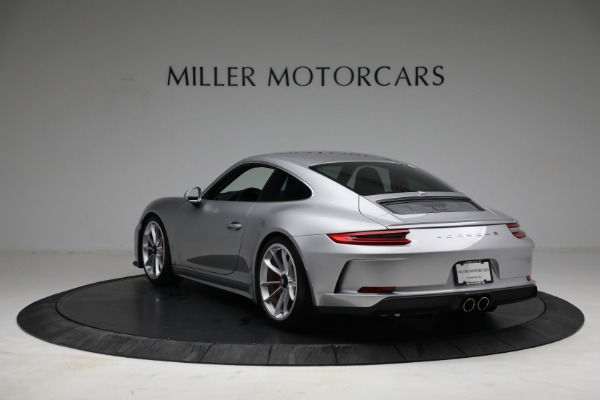 Used 2018 Porsche 911 GT3 Touring for sale Sold at Maserati of Greenwich in Greenwich CT 06830 5