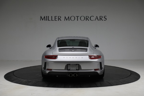 Used 2018 Porsche 911 GT3 Touring for sale Sold at Maserati of Greenwich in Greenwich CT 06830 6