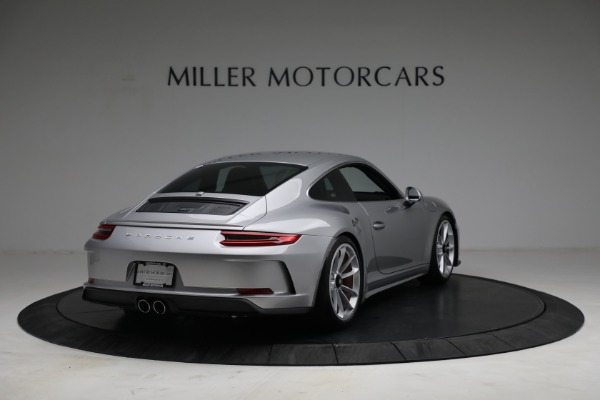 Used 2018 Porsche 911 GT3 Touring for sale Sold at Maserati of Greenwich in Greenwich CT 06830 7