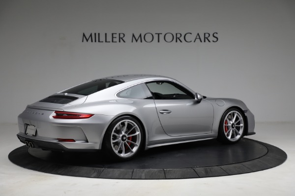 Used 2018 Porsche 911 GT3 Touring for sale Sold at Maserati of Greenwich in Greenwich CT 06830 8