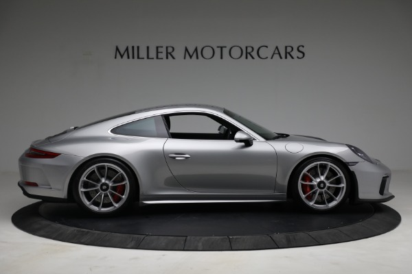 Used 2018 Porsche 911 GT3 Touring for sale Sold at Maserati of Greenwich in Greenwich CT 06830 9