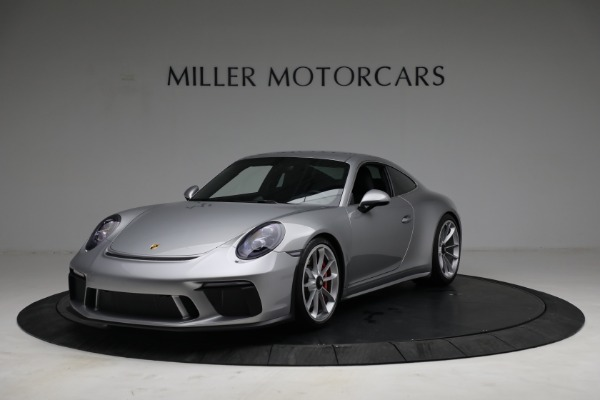 Used 2018 Porsche 911 GT3 Touring for sale Sold at Maserati of Greenwich in Greenwich CT 06830 1