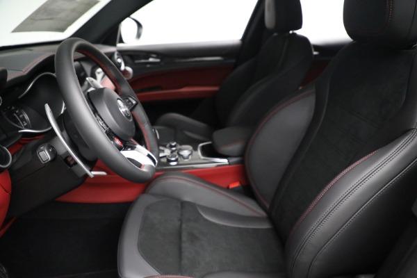 New 2021 Alfa Romeo Stelvio Quadrifoglio for sale $88,550 at Maserati of Greenwich in Greenwich CT 06830 14