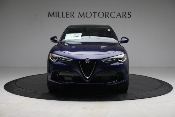 New 2021 Alfa Romeo Stelvio Quadrifoglio for sale $88,550 at Maserati of Greenwich in Greenwich CT 06830 11