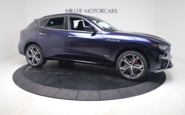 New 2021 Maserati Levante GranSport for sale Call for price at Maserati of Greenwich in Greenwich CT 06830 10