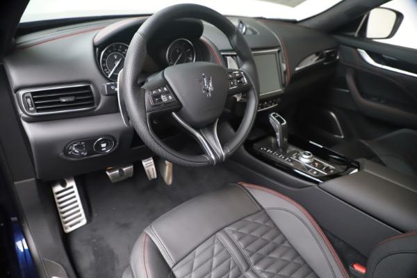 New 2021 Maserati Levante GranSport for sale Call for price at Maserati of Greenwich in Greenwich CT 06830 13