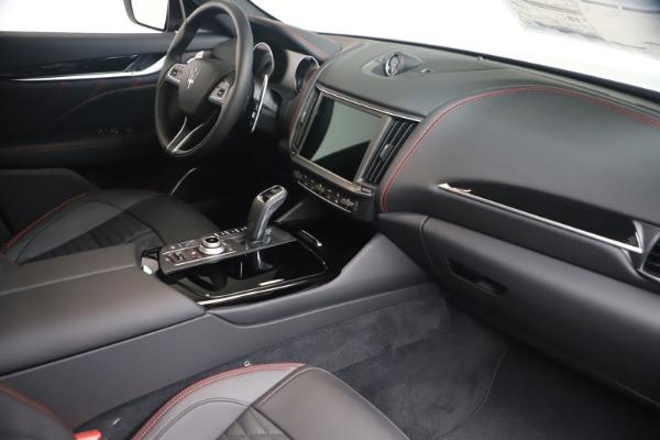 New 2021 Maserati Levante GranSport for sale Call for price at Maserati of Greenwich in Greenwich CT 06830 18