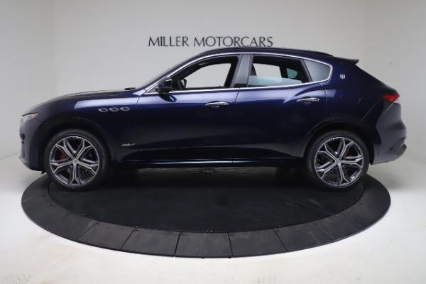 New 2021 Maserati Levante GranSport for sale Call for price at Maserati of Greenwich in Greenwich CT 06830 3