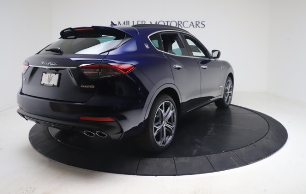 New 2021 Maserati Levante GranSport for sale Call for price at Maserati of Greenwich in Greenwich CT 06830 7
