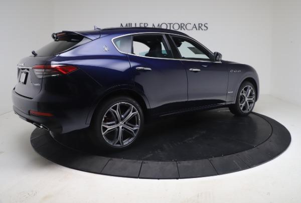 New 2021 Maserati Levante GranSport for sale Call for price at Maserati of Greenwich in Greenwich CT 06830 8