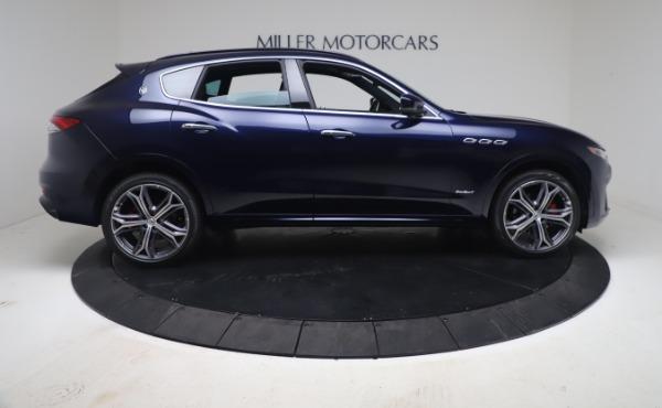 New 2021 Maserati Levante GranSport for sale Call for price at Maserati of Greenwich in Greenwich CT 06830 9