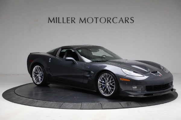 Used 2010 Chevrolet Corvette ZR1 for sale Call for price at Maserati of Greenwich in Greenwich CT 06830 10