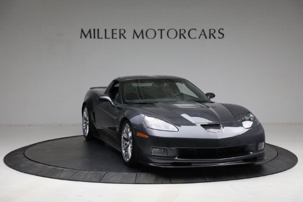 Used 2010 Chevrolet Corvette ZR1 for sale Call for price at Maserati of Greenwich in Greenwich CT 06830 11