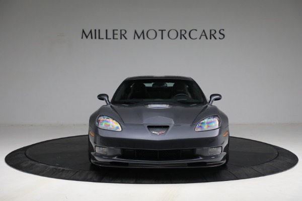 Used 2010 Chevrolet Corvette ZR1 for sale Call for price at Maserati of Greenwich in Greenwich CT 06830 12
