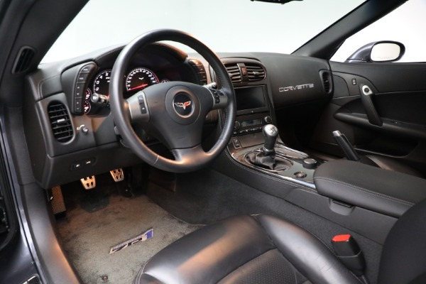 Used 2010 Chevrolet Corvette ZR1 for sale Call for price at Maserati of Greenwich in Greenwich CT 06830 13