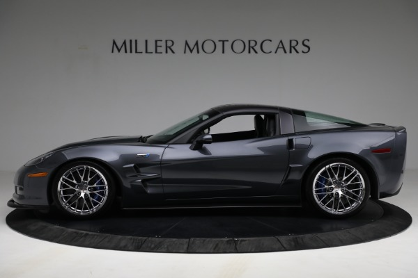 Used 2010 Chevrolet Corvette ZR1 for sale Call for price at Maserati of Greenwich in Greenwich CT 06830 3