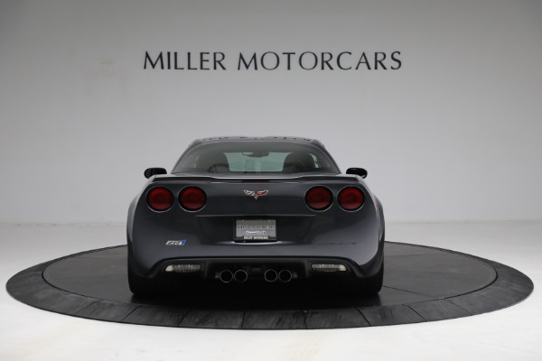 Used 2010 Chevrolet Corvette ZR1 for sale Call for price at Maserati of Greenwich in Greenwich CT 06830 6