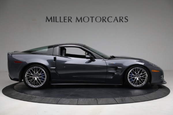 Used 2010 Chevrolet Corvette ZR1 for sale Call for price at Maserati of Greenwich in Greenwich CT 06830 9