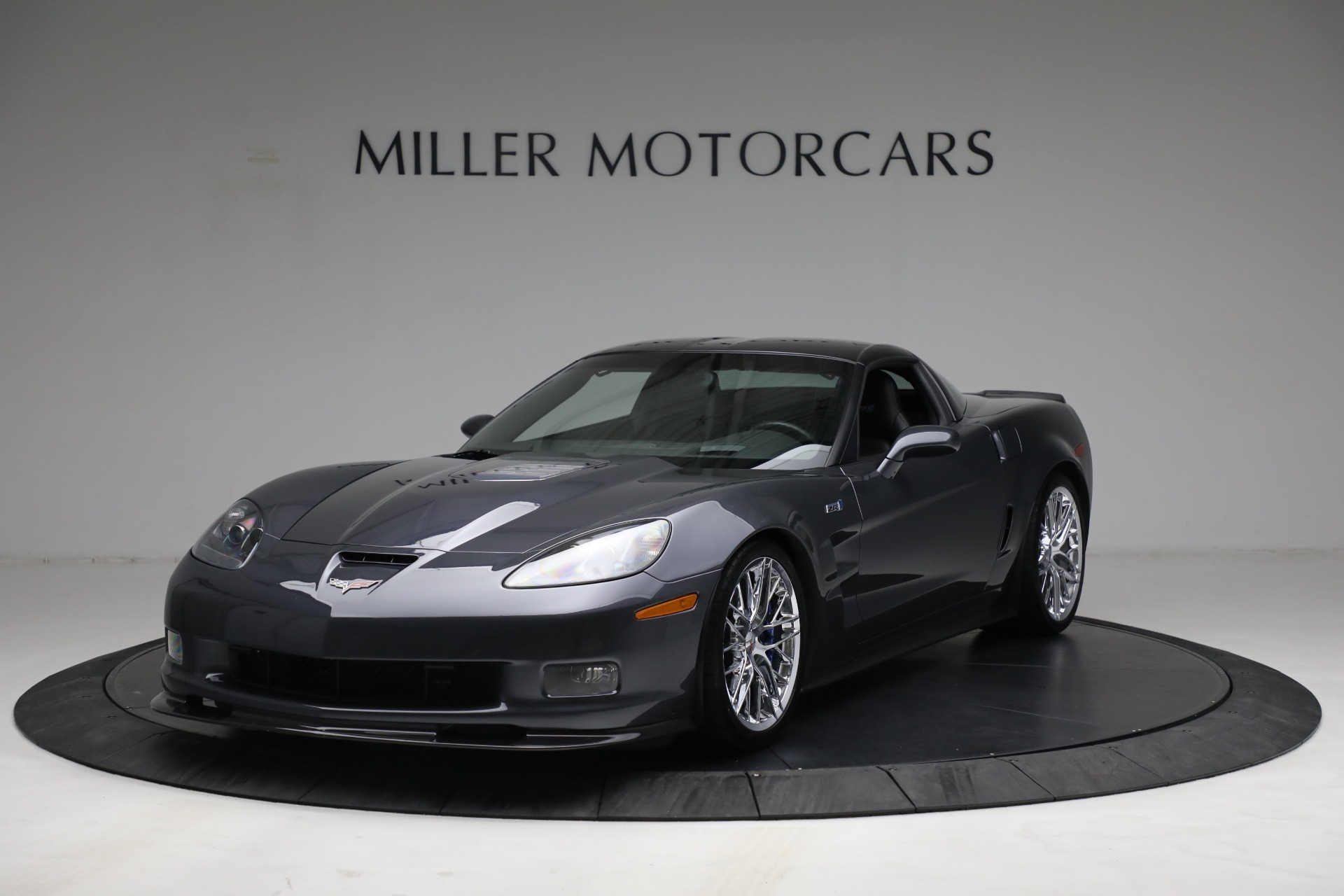 Used 2010 Chevrolet Corvette ZR1 for sale Call for price at Maserati of Greenwich in Greenwich CT 06830 1