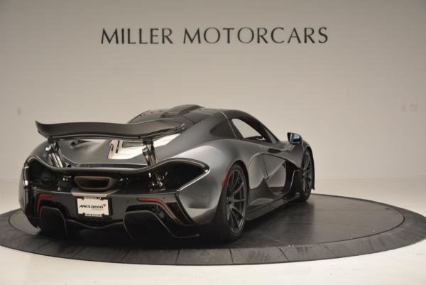 Used 2014 McLaren P1 for sale Call for price at Maserati of Greenwich in Greenwich CT 06830 10