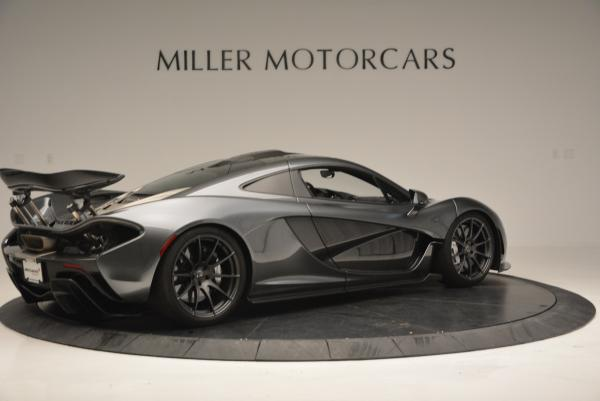 Used 2014 McLaren P1 Coupe for sale Call for price at Maserati of Greenwich in Greenwich CT 06830 11