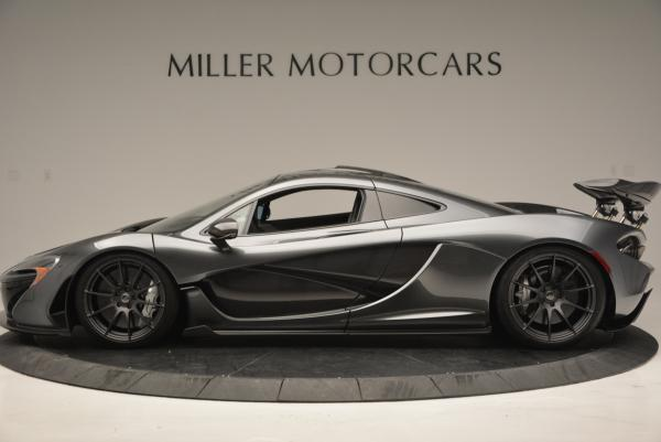 Used 2014 McLaren P1 Coupe for sale Call for price at Maserati of Greenwich in Greenwich CT 06830 3