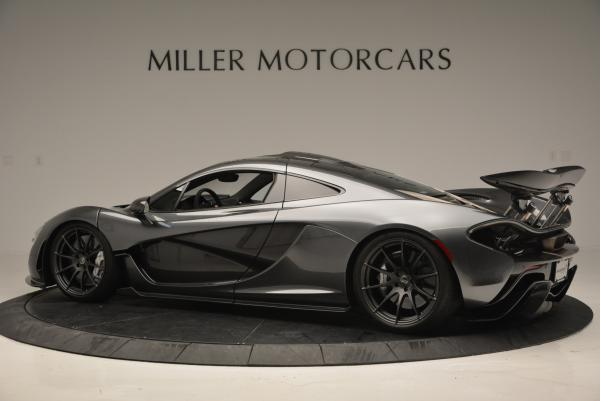 Used 2014 McLaren P1 Coupe for sale Call for price at Maserati of Greenwich in Greenwich CT 06830 4