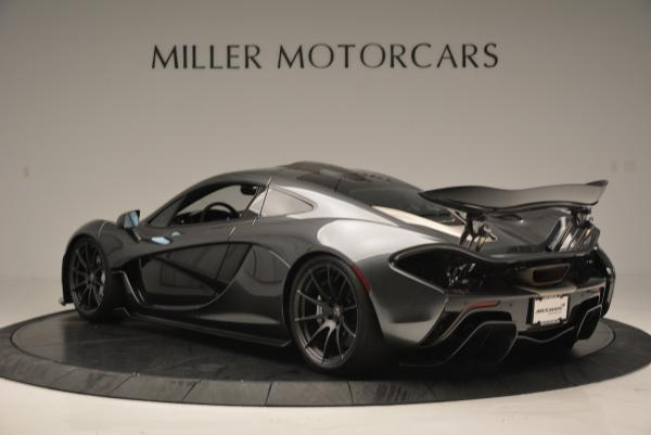 Used 2014 McLaren P1 Coupe for sale Call for price at Maserati of Greenwich in Greenwich CT 06830 5