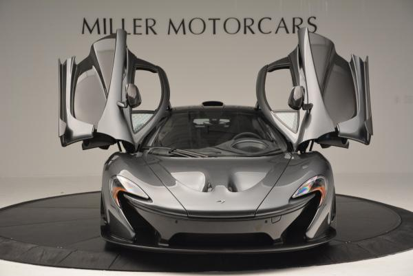 Used 2014 McLaren P1 Coupe for sale Call for price at Maserati of Greenwich in Greenwich CT 06830 6